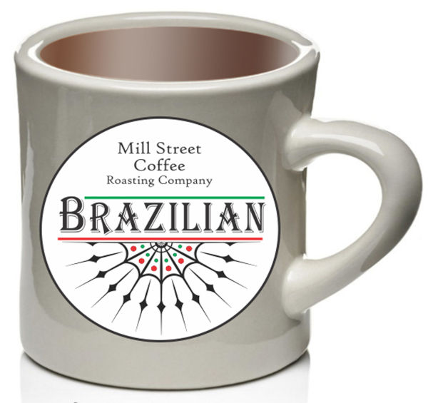 Brazilian Coffee Coffee Cup Brazilian
