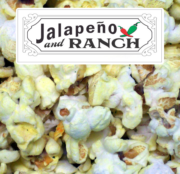 Jalapeno Ranch Label